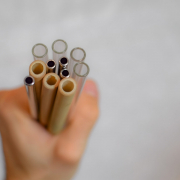 How to give your reusable straws a proper clean